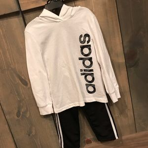 Adidas 2pc set NWT